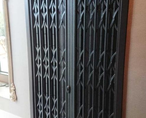 schaarhekken beveiliging lift