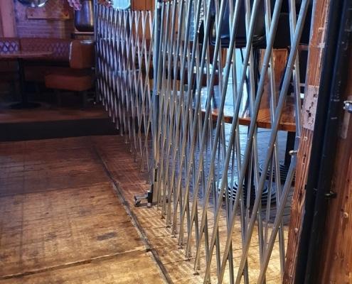 Schaarhekken - De Leeuw Protection Systems