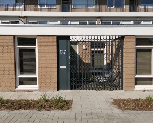 Schaarhekken - beveiliging woning - Front Security